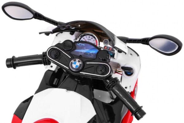 Motocicleta electrica pentru copii BMW S1000 RR (JT528) Rosu