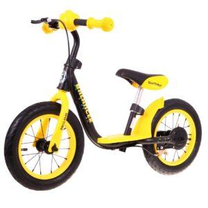 bicicleta-de-echilibru-fara-pedale-balancer-galben
