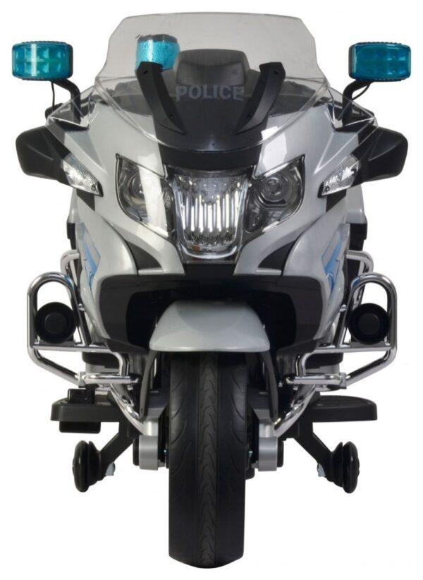 Motocicleta electrica pentru copii 12 volti, BMW Politia (212)