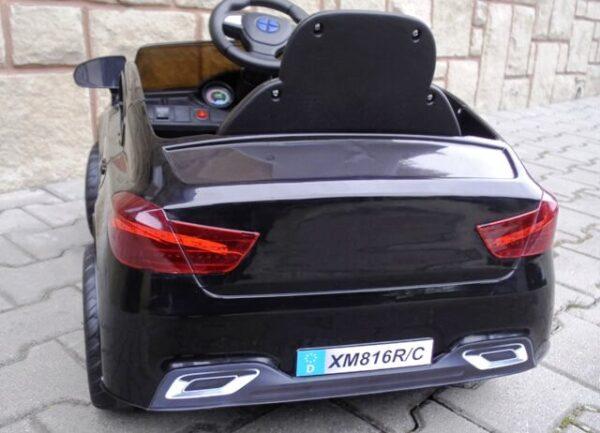 Masinuta electrica pentru copii Cabrio B4 EVA (xm826) Negru