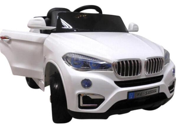 Masinuta electrica pentru copii Cabrio B12 (5188) Alb