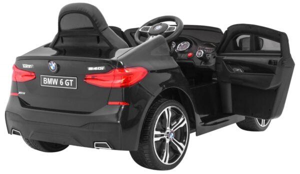 Masinuta electrica pentru copii BMW GT 640i (2164) Negru