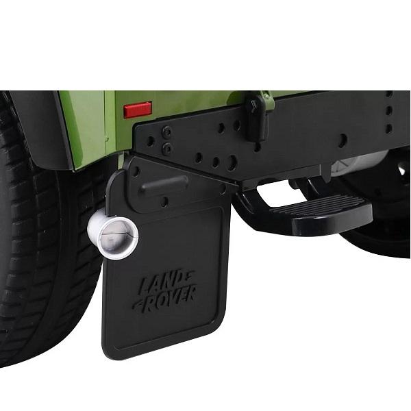Masinuta electrica pentru copii Land Rover DEFENDER 4×4 (DMD328) Verde inchis