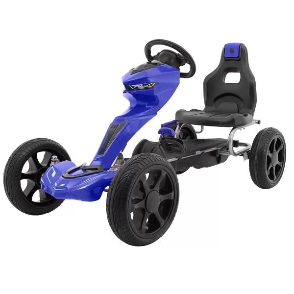 kart-cu-pedale-pentru-copii-grand-ride-1502-albastru