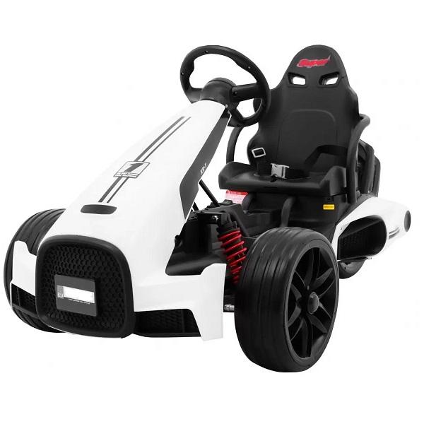 kart-electric-pentru-copii-12-volti-bolid-xr-1-cu-3-roti-9939-alb