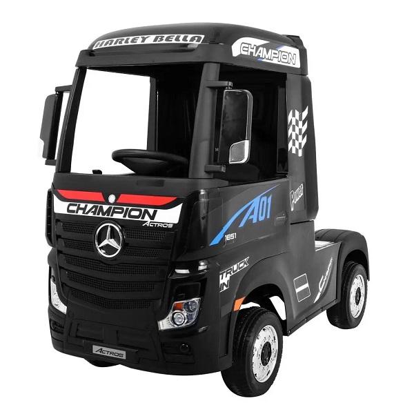 masinuta-electrica-penru-copii-camion-mercedes-benz-actros-358-4x4-negru