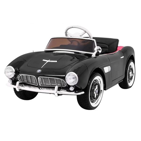 masinuta-electrica-pentru-copii-bmw-507-retro-1938-negru