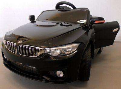 Masinuta electrica pentru copii Cabrio B8 (9998) Negru