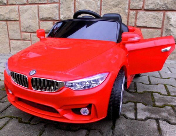 Masinuta electrica pentru copii Cabrio B8 (9998) Rosu