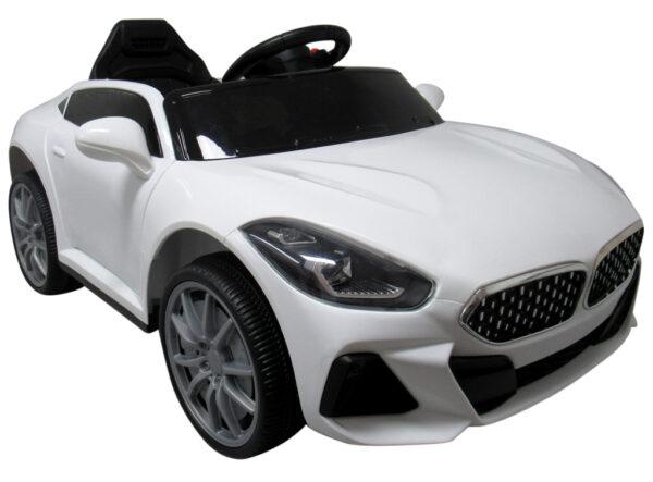 Masinuta electrica pentru copii Cabrio AA6 Alb