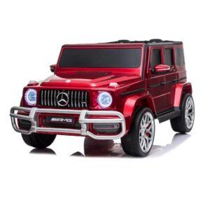 masinuta-electrica-pentru-copii-24-volti-mercedes-amg-g63-4x4-nou-s307-visiniu-metalizat