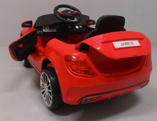 Masinuta electrica pentru copii CABRIO M4 (958) Rosu
