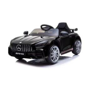Masinuta electrica pentru copii Mercedes GTR Negru