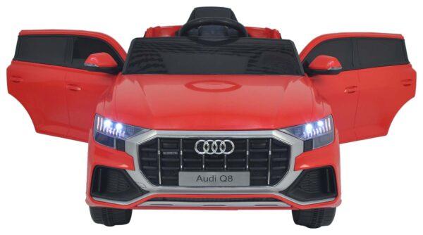 Masinuta electrica pentru copii AUDI Q8 (11877) Rosu