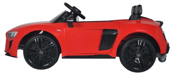 Masinuta electrica pentru copii Audi R8 Spyder Face Lift (11876) Rosu