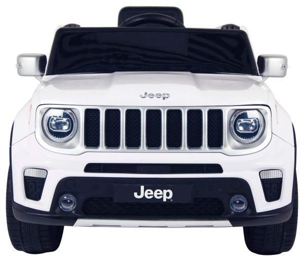 Masinuta electrica pentru copii Jeep Renegade (181) Alb
