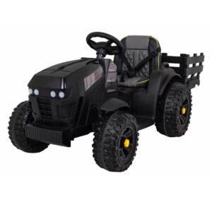 Tractor-electric-pentru-copii-cu-remorca-Titanium-roti-EVA-0925