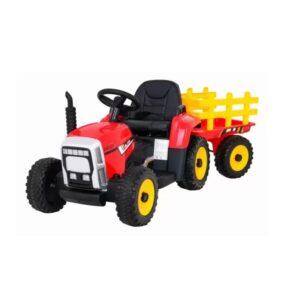 Tractor-electric-cu-remorca-pentru-copii-BLOW-TRUCK-roti-EVA-MX-611