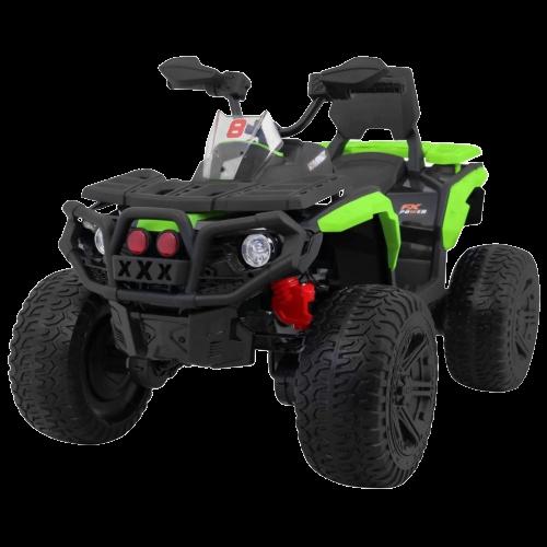 ATV electric pentru copii 4×4 (3588) Verde